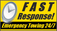 Fast Towing & Roadside Response in Long Beach